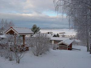 Vinter i Orsa