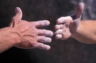 ръка за помощ